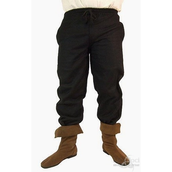 865d7f28e5e Vlněné kalhoty - Historické kostýmy